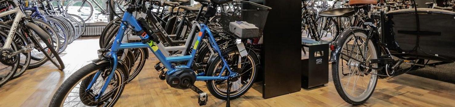 Fahrradgeschäft Marken in München